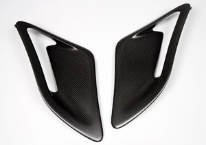 carbon refinement real carbon fiber weave wrap finish interior exterior car carbon parts wrapping